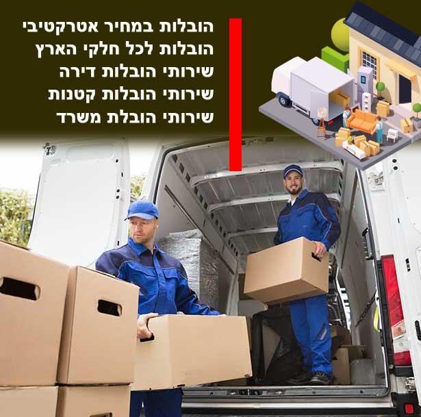 מה יעלה מעבר בין דירות בעיר מנחמיה, המחירון המלא